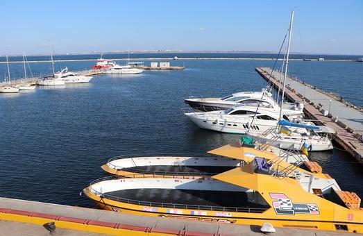 Одесская область ищет инвестора для создания «Южной гавани» для яхт