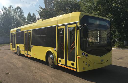 Мариуполь за средства кредита ЕБРР покупает 72 белорусских троллейбусов