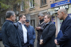 Депутаты Одесского облсовета проверяли работу одного из пригородных автобусных маршрутов