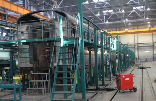 Крюковский вагоностроительный завод в январе – сентябре 2019 года получил прибыль почти в 800 миллионов гривен