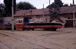 Трамваи Одессы в 1993 году на фото немецкого эксперта