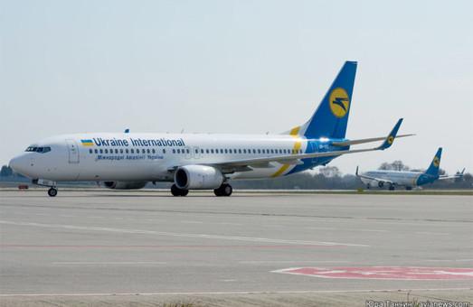 «Международные авиалинии Украины» отказываются от трех «Boeing 737-800»