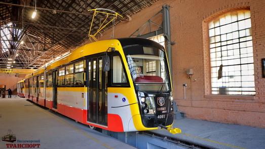 В 2020 году Одесса потратит на сборку трамваев более 45 миллионов гривен
