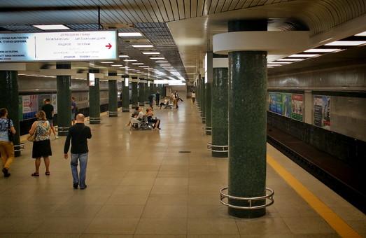 В Киевском метрополитене и далее можно будет рассчитаться жетонами