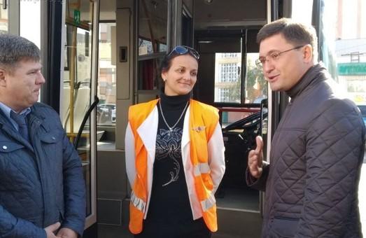 Мэр Мариуполя рассказал о планах строительства нового автобусно-троллейбусного депо и о поставках «рогатых»