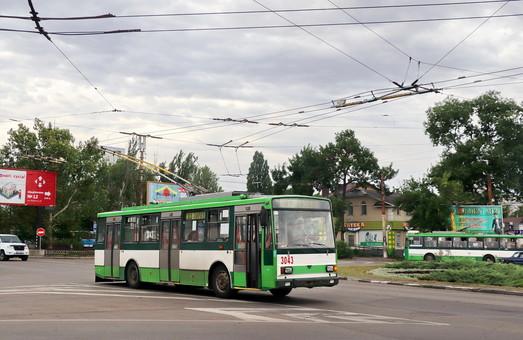 Троллейбусную линию в Корабельном районе Николаева могут начать строить в ближайшее время