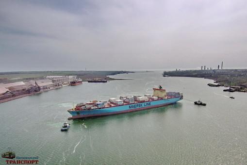 В Одесской области уволен директор порта Пивденний