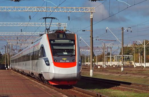 В Украине в два раза увеличится количество скоростных поездов «Интерсити+»