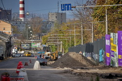 В Одессе заканчивают реконструкцию улицы Софиевской (ФОТО)