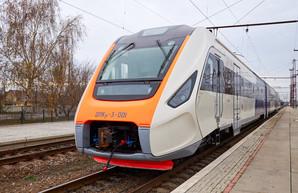 Начались испытания нового украинского дизель-поезда, построенного на Крюковском вагоностроительном заводе
