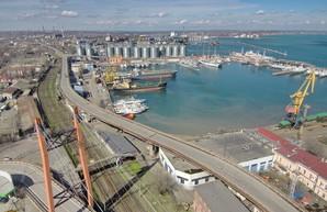Администрация морских портов будет строить свою дорогу в Одесский порт