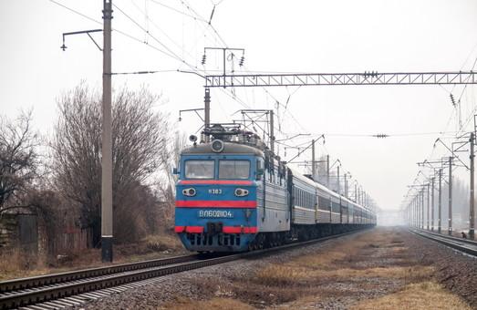 В начале декабря некоторые пассажирские поезда в направлении Днепра изменят свое расписание