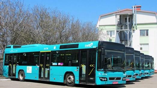 Частные перевозчики Днепра купили 50 автобусов большого класса
