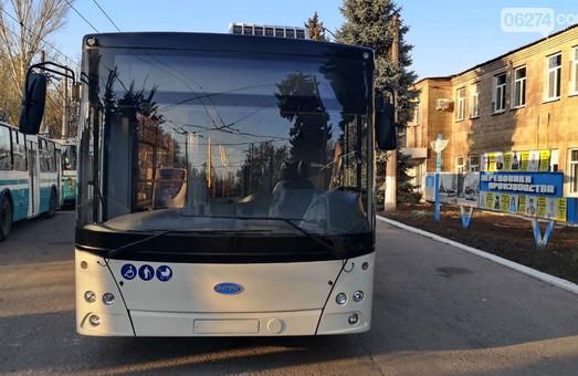 Из Бахмута в прифронтовое Опытное планируют запустить троллейбус с автономным ходом