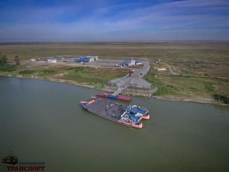 Открытие переправы через Дунай в Одесской области затягивается