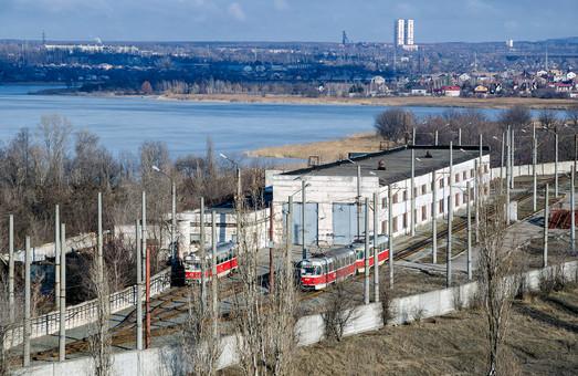 В Кривом Роге отремонтируют станцию скоростного трамвая
