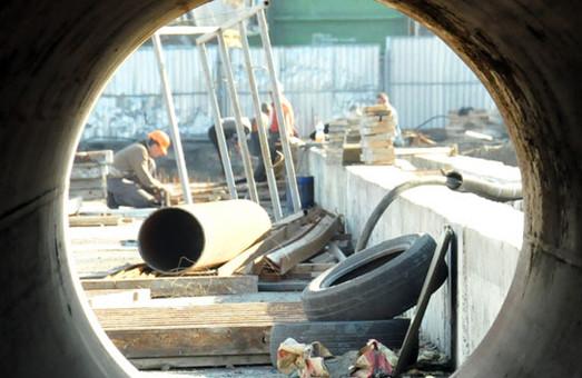 Один из причалов Одесского порта увеличивают почти на 30 метров