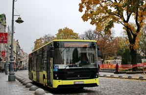 Проезд в автобусах Львова может подорожать до 8 гривен