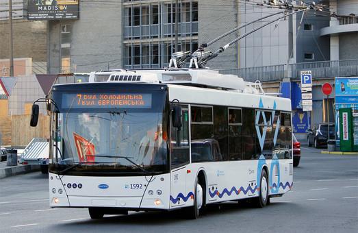 Возможная приватизация «Южмаша» не повлияет на поставки троллейбусов в Днепр