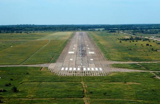 В аэропорту Запорожья ввели в эксплуатацию новое оборудование системы инструментальной посадки