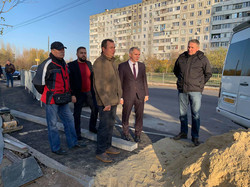 Испытания новой троллейбусной линии в Николаеве начнут уже в декабре