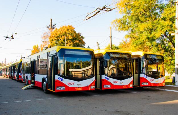 Проект ЕИБ «Городской общественный транспорт в Украине»: каких успехов добились города?