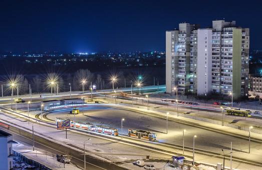 Власти Киева обещают реконструировать трамвайную линию на Троещине