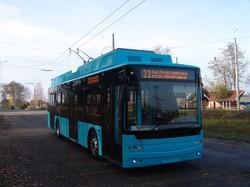 Автосборочный завод № 1 концерна «Богдан Моторс» начал поставку второй партии троллейбусов в Хмельницкий