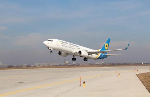 «Международные авиалинии Украины» сокращают количество авиарейсов на маршруте Киев – Запорожье