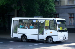 В Одессе свою конечную изменят «маршрутки» № 175 и 185