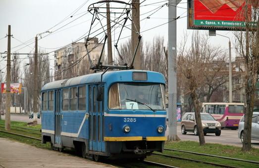 На Николаевской дороге в Одессе может появиться выделенная полоса для общественного транспорта