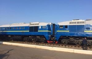 В депо Коростеня за средства «Укрзализныци» хотели отремонтировать частный локомотив