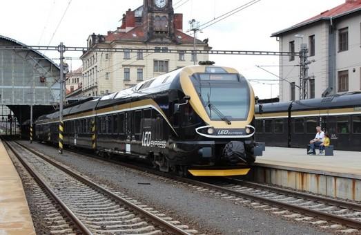 Поезда чешского оператора «Leo Express» смогут курсировать до границы с Украиной