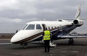 Частный самолет заблокировал работу аэропорта Одессы