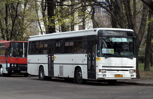 Одесситам снова обещают запустить большие комфортные автобусы вместо обычных «маршруток»