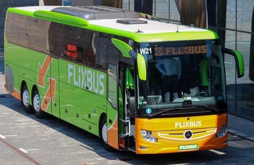 «FlixBus» начнет эксплуатировать в Украине автобусы в фирменной зеленой ливрее