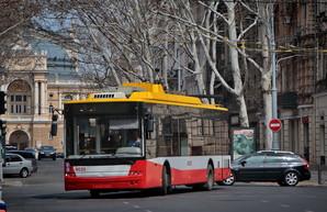 В центральной части Одессы планируют ограничить движение частных автомобилей