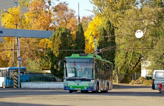 Новые троллейбусы для Луцка могут не успеть купить в этом году