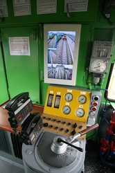 Южная железная дорога провела в Харькове выставку локомотивов