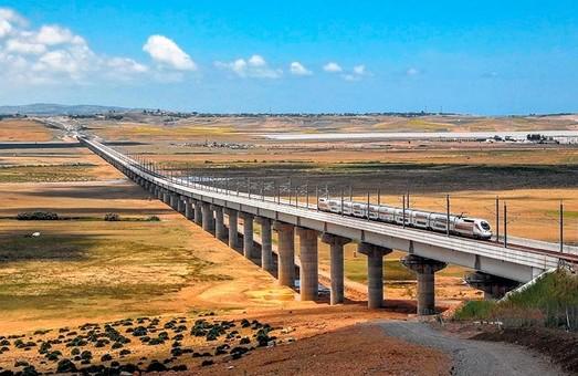 Первая в Африке высокоскоростная железная дорога Танжер – Касабланка перевезла за 10 месяцев текущего года уже 2,5 миллиона пассажиров