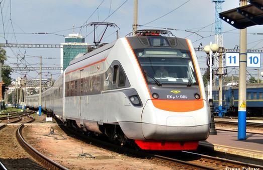 Крюковский вагоностроительный завод способен построить 10 новых скоростных электропоездов для «Укрзализныци»
