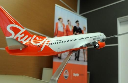 Авиакомпания «SkyUp Airlines» получит новый самолет