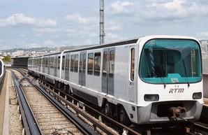 Марсель обновит свой метрополитен за почти полмиллиарда евро