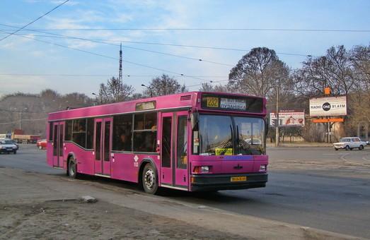 Как в декабре в Одессе будут курсировать автобусы, приспособленные для перевозки лиц с инвалидностью
