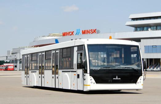 Аэропорт «Борисполь» введет в эксплуатацию новые автобусы уже в декабре