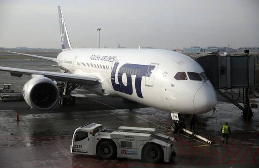 Польская авиакомпания «LOT» хочет летать в Ивано-Франковск