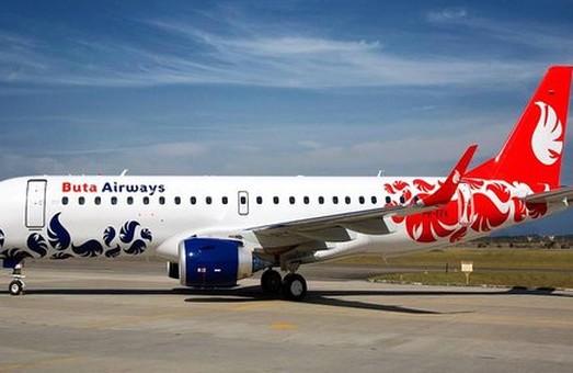 Азербайджанский лоукостер «Buta Airways» начнет летать во Львов в конце декабря