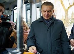 В винницких трамваях начал работу «электронный билет»