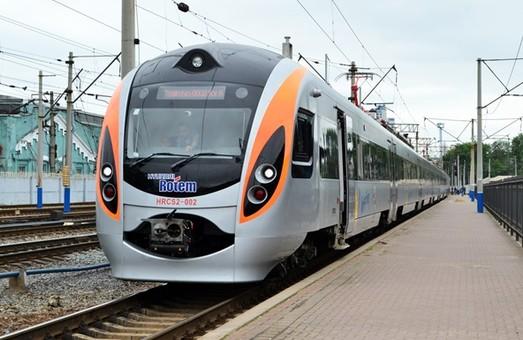 Скоростные поезда «Интерсити+» Киев – Львов будут останавливаться в Дубно Ровенской области