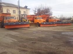 Как дорожники Одесской области готовятся к зиме